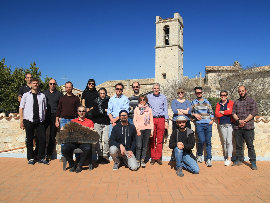 ICOS ETC Team Building - Italy, 28-30 March 2017
